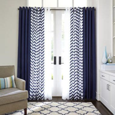 Bungalow Gray Drapes From Jc 1000 Ideas About Grommet Curtains On