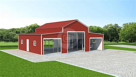 Steel barns buildings   Protect your livestock & agriculture produce