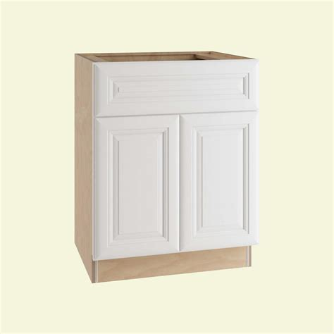 Kitchen Base Cabinet Drawers Home Decorators Collection Brookfield Assembled 24x34 5x24 In Door Base Kitchen Cabinet