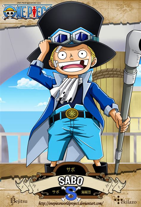 one piece sabo tattoo one piece sabo by onepieceworldproject deviantart com on