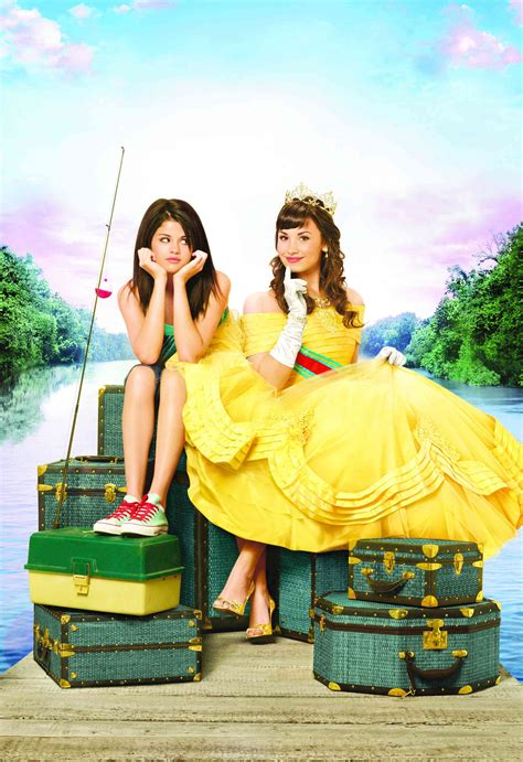 demi lovato selena gomez movie princess protection program princess protection program picture 1