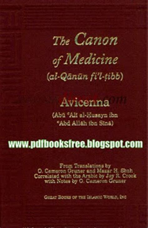ibnu sina biography pdf the canon of medicine by ibn sina free pdf books