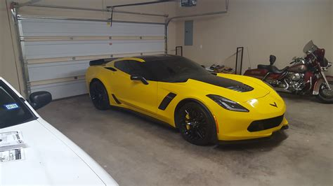 yellow for sale 2015 z06 velocity yellow z07 corvetteforum chevrolet