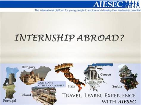 intern abroad internship abroad authorstream