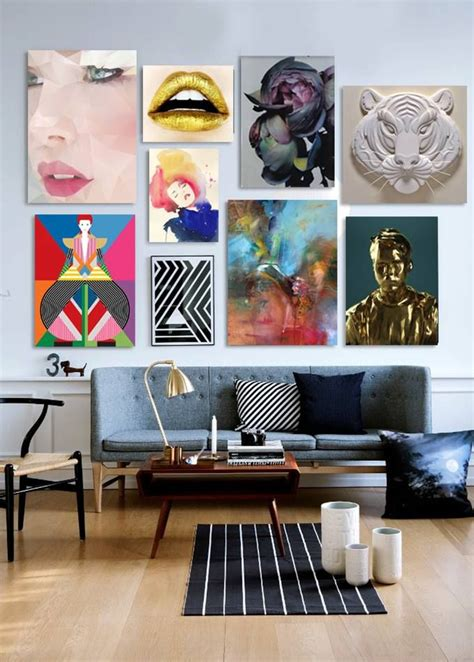 cool paintings for living room this display living rooms display and walls