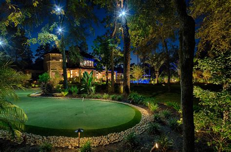 Landscape Lighting Houston Tx Benefits Of Outdoor Landscape Lighting Houston Tx