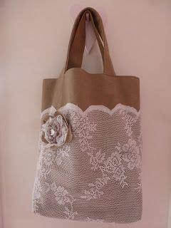 Tote Bag Denim Whoopees 5032 handmade bag vanrenee n 228 hen taschen n 228 hen