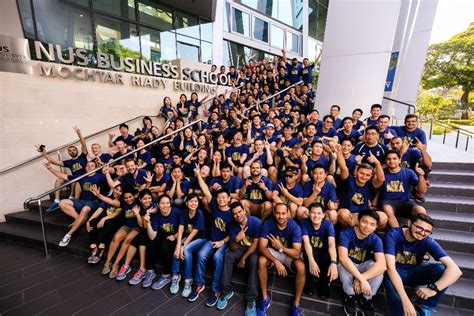 Nus Mba 2 Years Work Experience by Forbes Ranks The Nus Mba Programme Top In Singapore