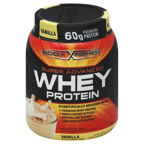 L Advanced Whey Protein Nature S Bounty Whey Protein Advanced Vanilla 32