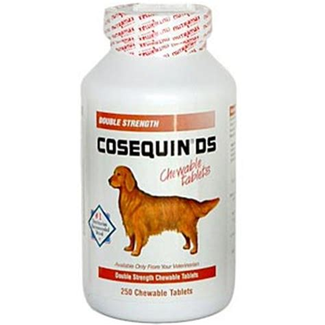 cosequin ds for dogs joint support for dogs cosequin ds 132 chewable tablets vetdepot