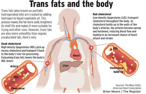 healthy fats what do they do fda ban on trans escali