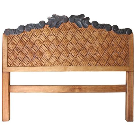 Carved Headboards by Carved Collection Wovencarved Headboard Ch07