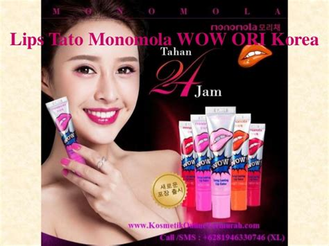 Lipstik Tatto Original lip korea monomola tattoodrawings us