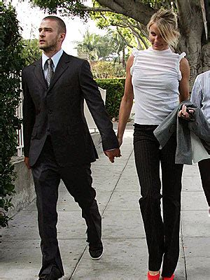 What No Wedding Bells For Cameron Diaz Yet by Justin Timberlake And Cameron Diaz Married