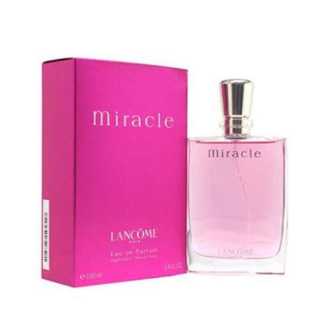Parfum Lancom Miracle Edp 100ml Original buy lancome miracle eau de parfum edp 100ml best prices reviews