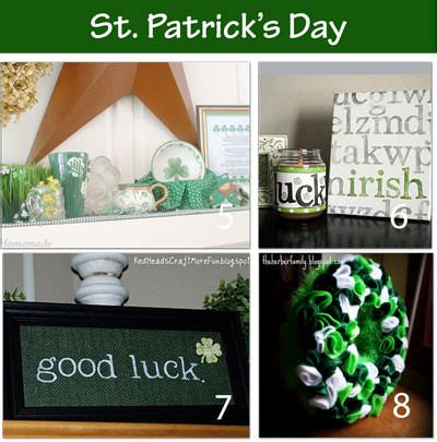 st s day home decorations st s day activity ideas tip junkie