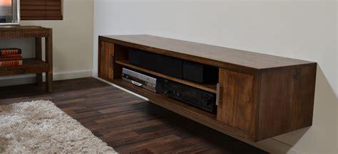 Contemporary wall mounted tv console terra mar