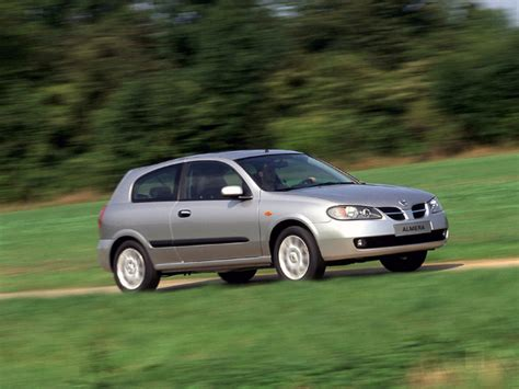 nissan almera 2002 nissan almera n16 2002 specifications description photos