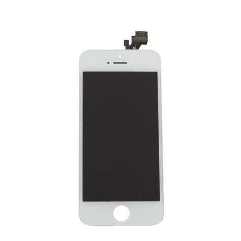 Lcd Iphone 5 Ibox iphone 5 white display assembly lcd touch screen