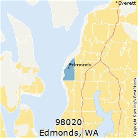 zip code map everett wa best places to live in edmonds zip 98020 washington