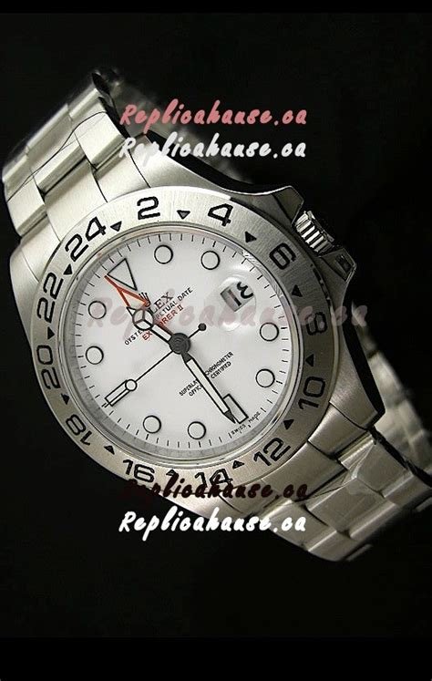 Jam Rlx Oyster Just Stainless 25 Mm Set Gold rolex explorer ii swiss replica automatic black steel