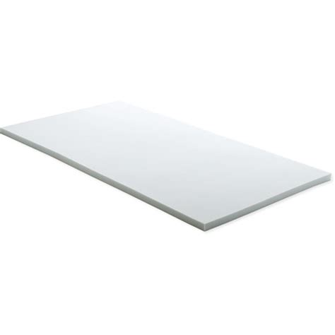 Walmart Memory Foam Mattress Toppers by Aerus 1 5 Quot Eco Friendly Memory Foam Mattress