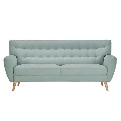 blue linen sofa homesullivan fletcher soft blue linen sofa 40e954bhf 3bsfa