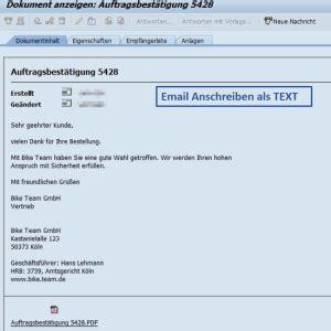 Sap Anschreiben Adrebe Addon Zur Email Ausgabe Sap Formularen Solidforms