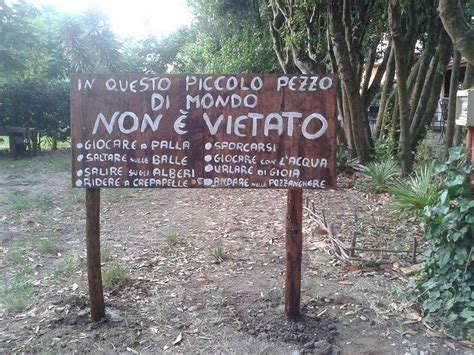 asilo il giardino segreto roma liberi di essere bambini l asilo nel bosco storia di un