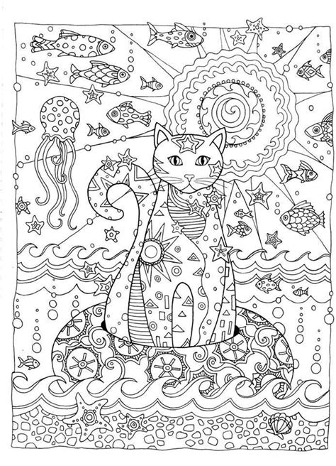 creative cats coloring pages creative cats coloring page dover coloring pages for