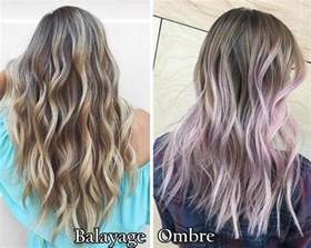 vs hair color balayage vs ombre what is a balayage and an ombre which