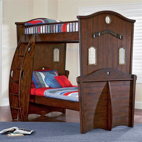 Powell Bunk Beds Powell Shiver Me Timbers Pirate Theme Bunk Bed
