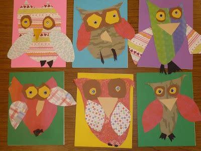 kindergarten lesson on texture and pattern owls 429 best kindergarten art images on pinterest
