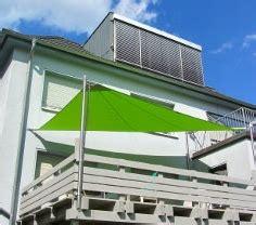 Sonnensegel Auf Balkon Befestigen 955 by Sonnenschutzsegel Beispiele F 252 R Den Einsatz Pina Design 174