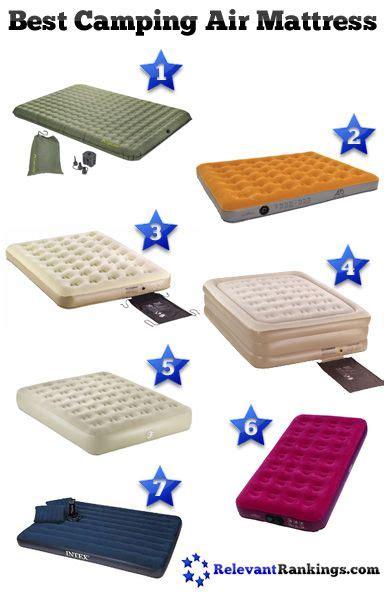highest rated bed mattress best 20 tent cing beds ideas on pinterest cing