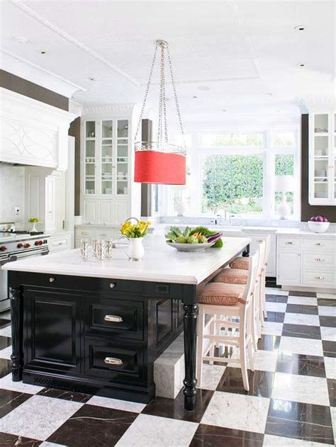 black country kitchen 25 beautiful black and white kitchens the cottage market