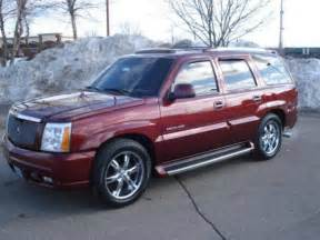 2002 Cadillac Srx 2002 Cadillac Escalade Awd Cadillac Colors