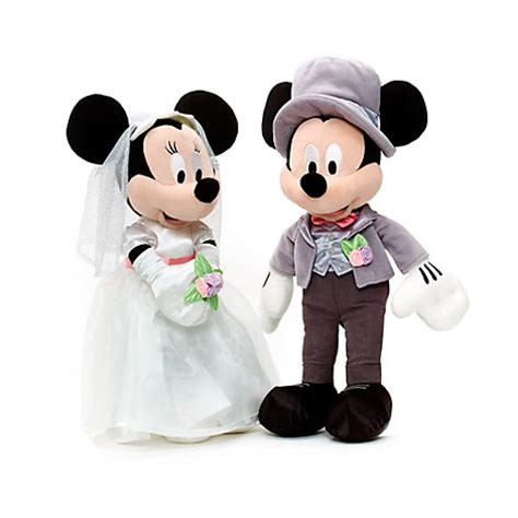 Wedding Toys by Mickey And Minnie Mouse Wedding Soft