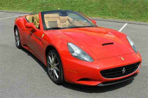 electronic stability control 2009 ferrari california electronic toll collection ferrari 2009 california 4 2 f1 dual clutch 30 impeccable exle car for sale