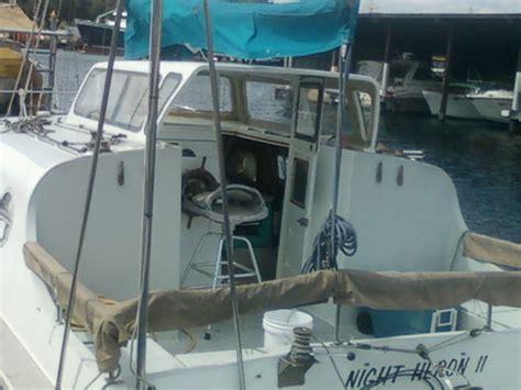 catamarans for sale washington catalac catamaran 9 meter 70s seattle washington