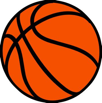basketball clipart images basketball basket clipart clipartix