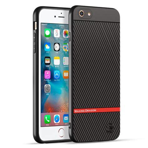 carbon fiber anti fingerprint protective case  iphone