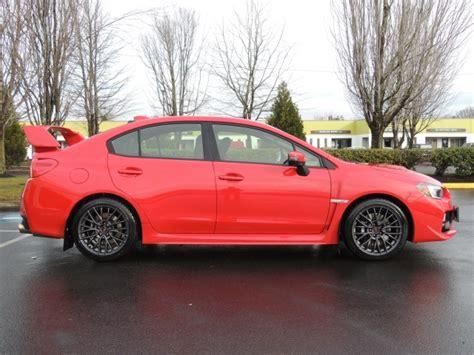 Subaru Wrx Warranty by 2016 Subaru Wrx Sti 6 Speed Factory Warranty