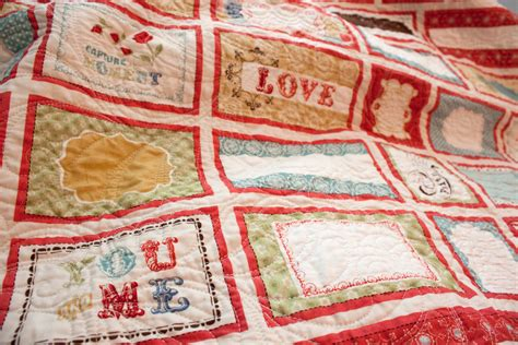 Bridal Quilt by Wedding Quilt Custom Wedding Guest Signature Quilt 70