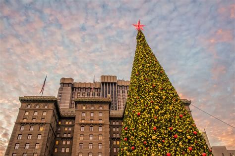 san francisco s union square at christmas photo tour