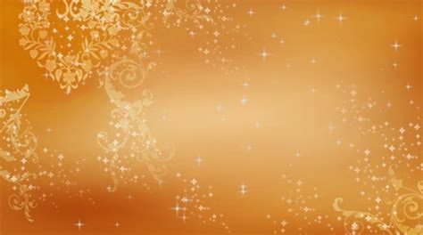 Wedding Background Orange by Wedding Motion Loopable Background Orange Bg With