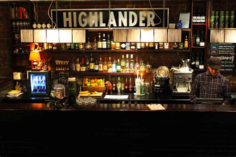 top melbourne bars highlander bar hidden cbd laneway bars hidden city secrets
