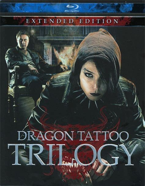 dragon tattoo trilogy trilogy extended edition 2009