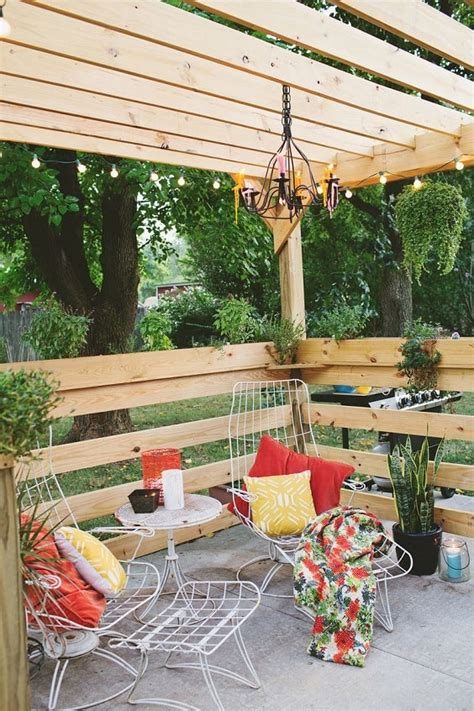 30 surprisingly cheap and easy diy pergola ideas with