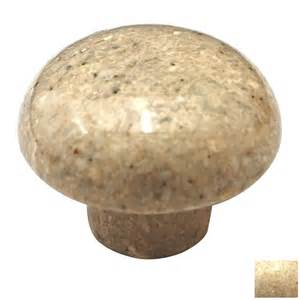 shop cal beige marble cabinet knob at